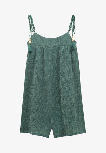 Haalari - green