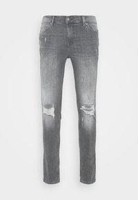 KNEE RIP - Jeans Skinny - grey