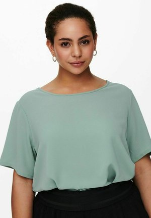 CARLUXINA SOLID - Blouse - chinois green