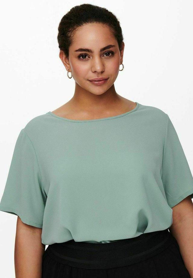 CARLUXINA SOLID - Blus - chinois green