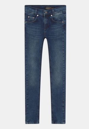 ULTRASTRETCH - Jeans Skinny Fit - medium blue