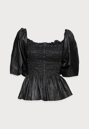 TAYA - Print T-shirt - black