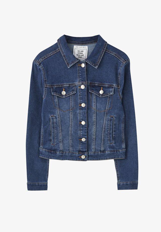 Veste en jean - light-blue denim