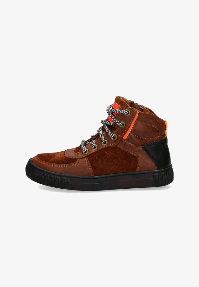 MARK MAURITZ - Sneakers hoog - brown