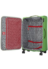 Hardware - Wheeled suitcase - bright green - 4
