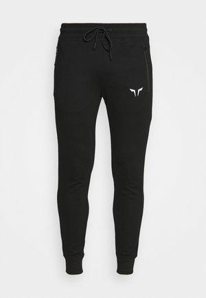 STATEMENT CLASSIC - Teplákové kalhoty - black