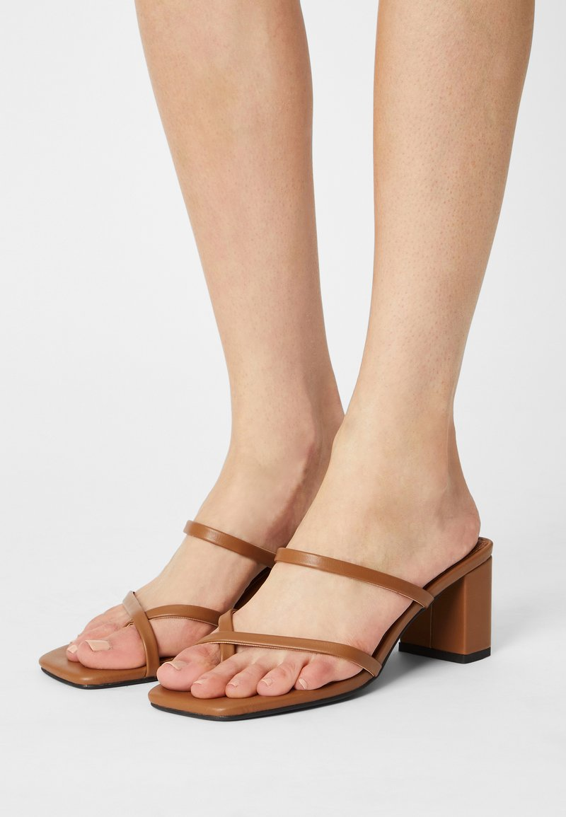 Rubi Shoes by Cotton On - ISLA - T-bar sandals - tan