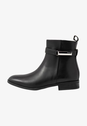 JEAN STRAP BOOTIE - Classic ankle boots - black