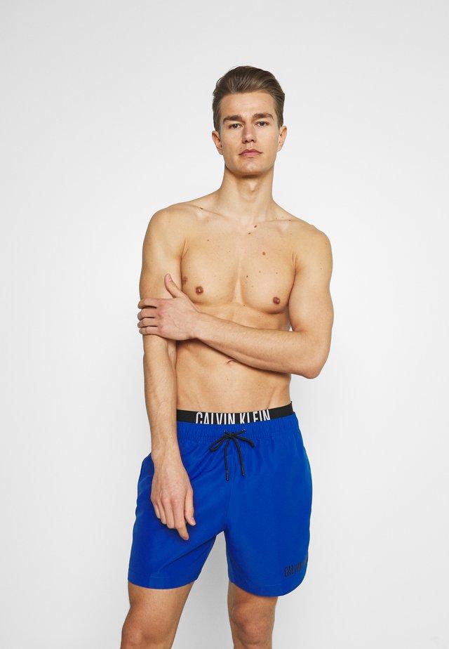 INTENSE POWER MEDIUM DOUBLE - Shorts da mare - blue
