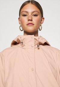 Vero Moda - VMFRIDAYMUSIC - Waterproof jacket - mahogany rose - 4