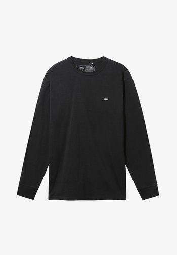 MN OFF THE WALL CLASSIC LS - Långärmad tröja - black