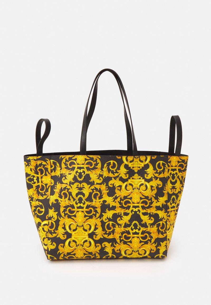 Versace Jeans Couture - DIANE REVERSIBLE - Tote bag - black