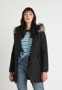 ONLY - ONLKATY  - Winter coat - black - 0