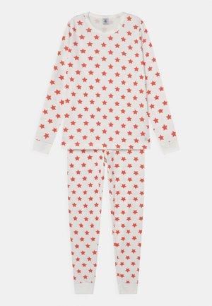 TRIMARAN - Pyjama set - marshmallow/spicy