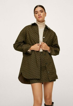 Cappotto corto - marron