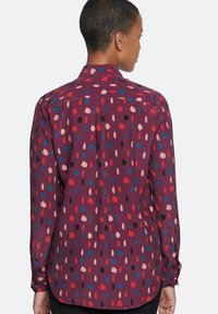 Seidensticker - Button-down blouse - red - 1