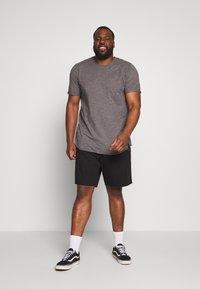 INDICODE JEANS - ALAIN - Basic T-shirt - pewter - 1
