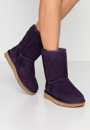 CLASSIC SHORT - Classic ankle boots - nightshade