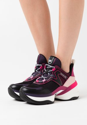 OLYMPIA TRAINER - Sneaker low - dark iris