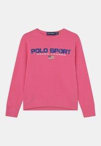 Polo Ralph Lauren - Sweatshirts - pink - 0