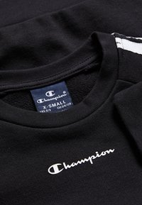 Champion - LEGACY AMERICAN CREWNECK UNISEX - Sweater - black - 3