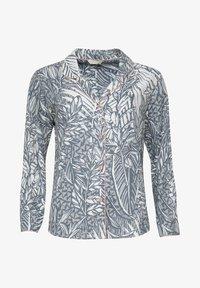 Cyberjammies - Pyjama top - grey leaf - 4