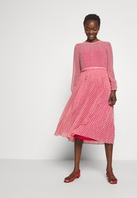 LK Bennett - AVERY - Day dress - red - 0