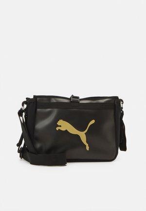 ACTIVE ORGANISER - Sports bag - black/bright gold