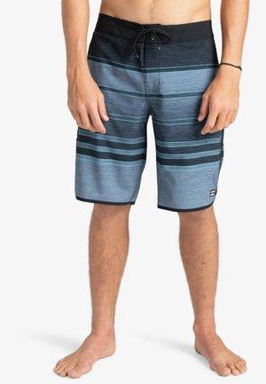 STRIPE PRO - Swimming shorts - black
