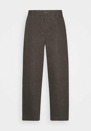 LIVELY ONES SUIT PANT - Pantalon classique - silt