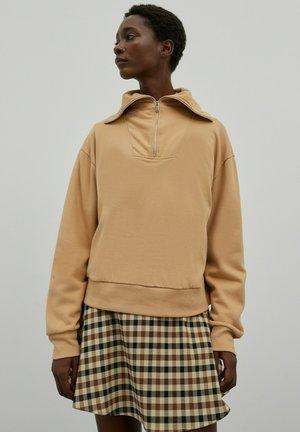 FIONN - Sweatshirt - braun