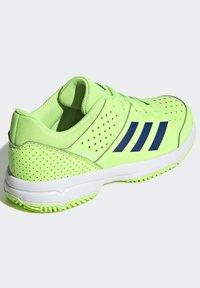adidas Performance - COURT STABIL UNISEX - Handball shoes - siggnr/royblu/ftwwht - 3
