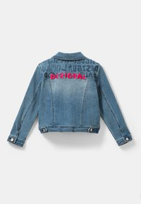 Desigual - Denim jacket - blue - 2