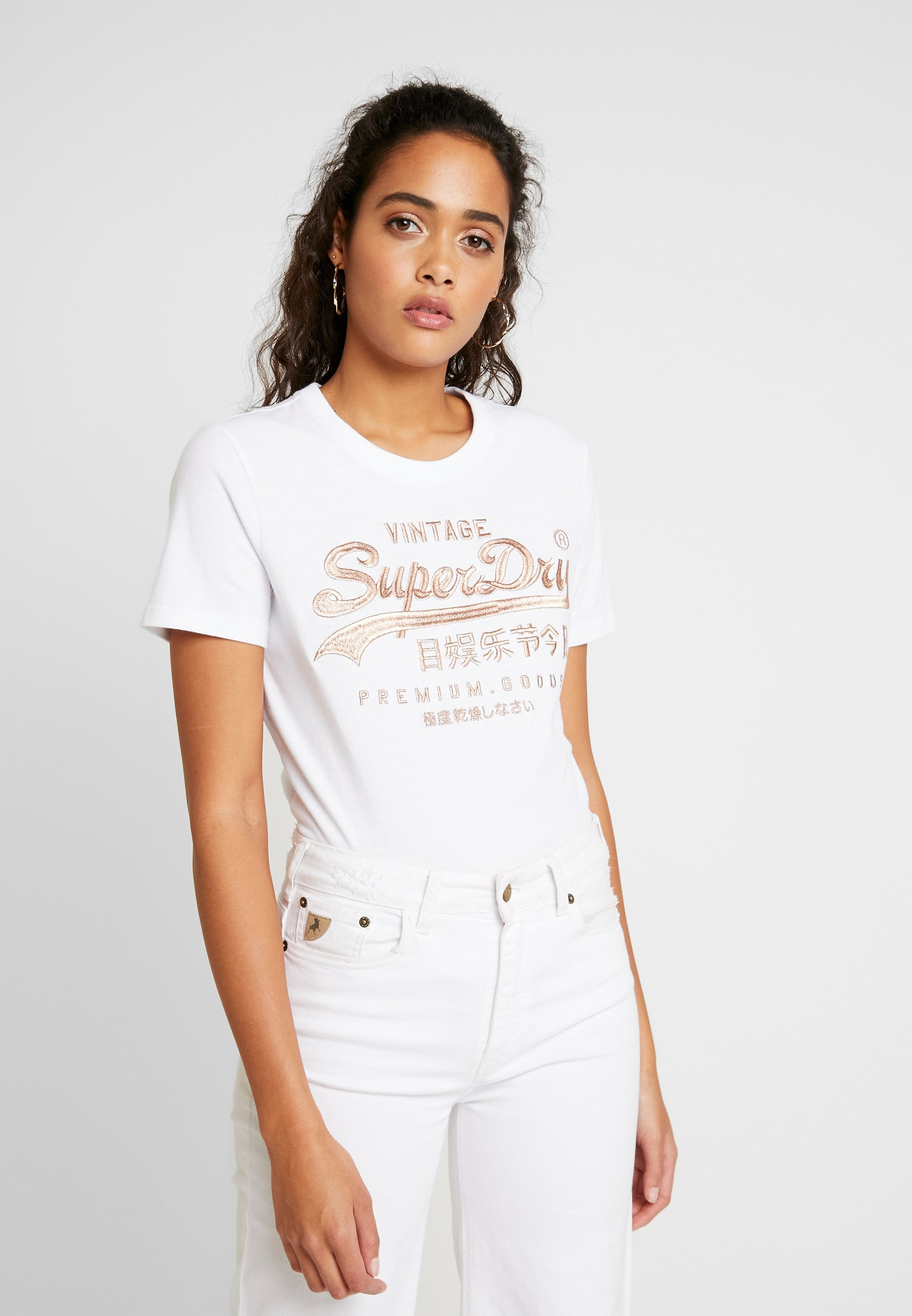 Women PREMIUM GOODS LUXE ENTRY TEE - Print T-shirt