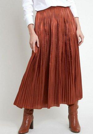 A-line skirt - vieux rose