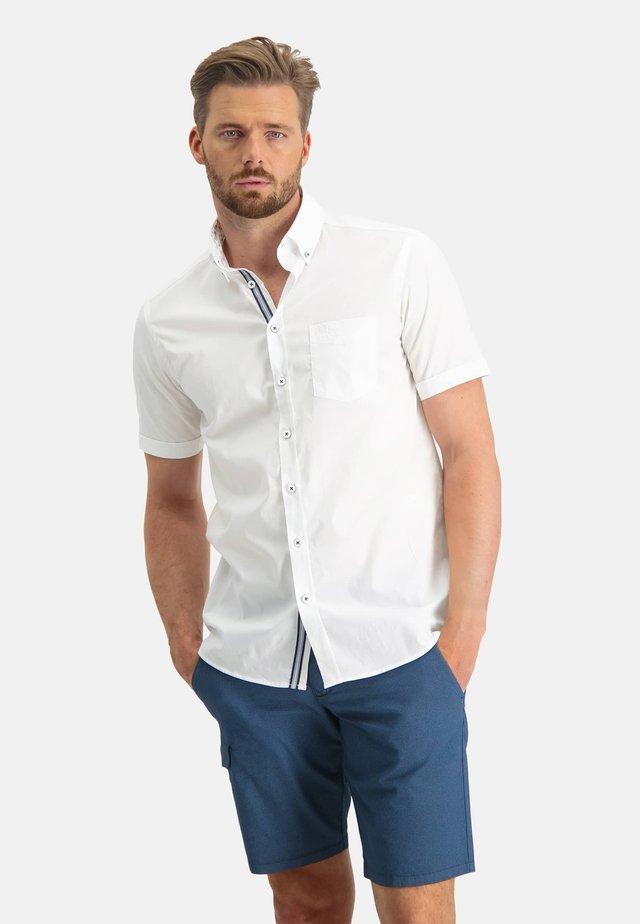 Overhemd - white plain