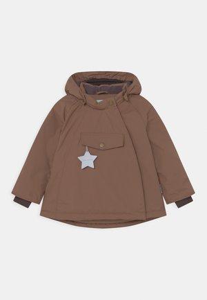 WANG UNISEX - Winter jacket - acorn brown