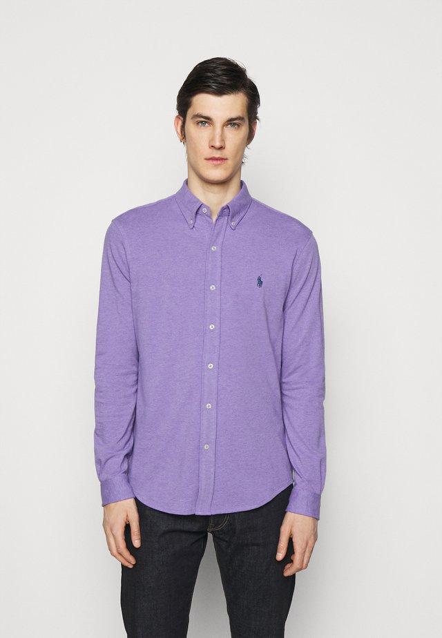 LONG SLEEVE - Košile - new lilac heather