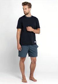 Marc O'Polo - Pyjama set - blau 04 - 1