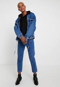 Levi's® - DAD SPORT TRUCKER - Denim jacket - dark-blue denim - 1
