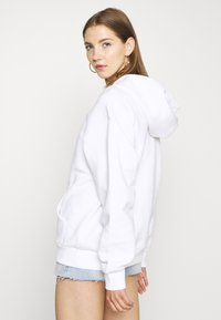 Monki - ODA - Hoodie - white - 3