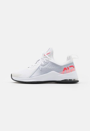 AIR MAX BELLA TR 3 - Sports shoes - white/bright crimson/football grey