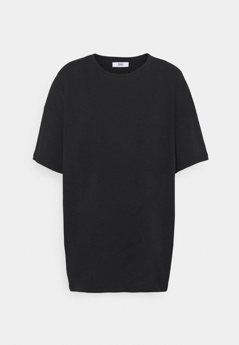 ONLY - ONLMAYA OVERSIZE - T-shirts - black