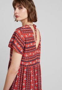 Louche - THEODEN FOLKSTRIPE - Day dress - red - 6