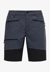 Haglöfs - Shorts - dense blue/true black - 3