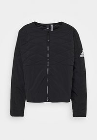adidas Performance - PADDED - Laufjacke - black - 3