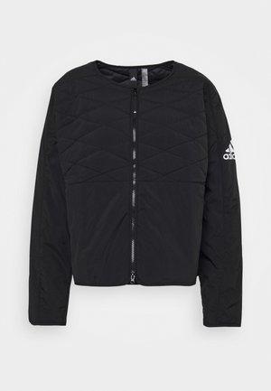 PADDED - Běžecká bunda - black