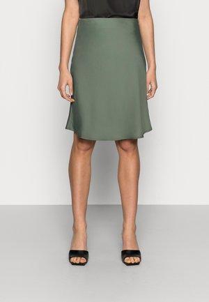 JANIE SKIRT - A-line skirt - sea green