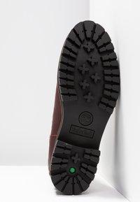 Timberland - LONDON SQUARE CHELSEA - Boots à talons - dark port mincio - 6