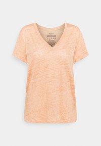Ecoalf - CEYLAN WOMAN - Print T-shirt - light terracota - 0